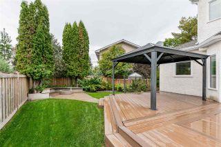 Photo 41: 215 HEAGLE Crescent in Edmonton: Zone 14 House for sale : MLS®# E4241702