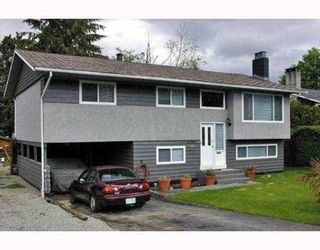 Photo 1: 22081 123RD Avenue in Maple_Ridge: West Central House for sale (Maple Ridge)  : MLS®# V776247