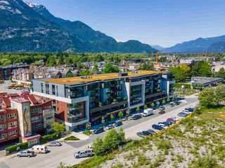 Main Photo: 507 37881 CLEVELAND Avenue in Squamish: Downtown SQ Condo for sale : MLS®# R2591977