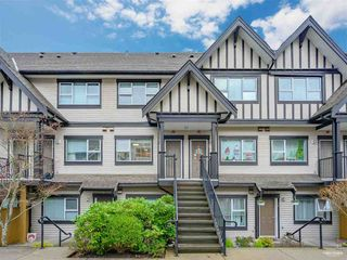 Photo 1: 37 730 FARROW STREET in Coquitlam: Coquitlam West Townhouse for sale : MLS®# R2528929