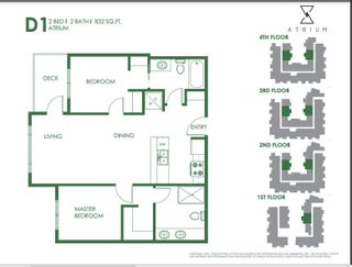 """Photo 1: 211 19945 BRYDON Crescent in Langley: Langley City Condo for sale in """"ATRIUM"""" : MLS®# R2617119"""