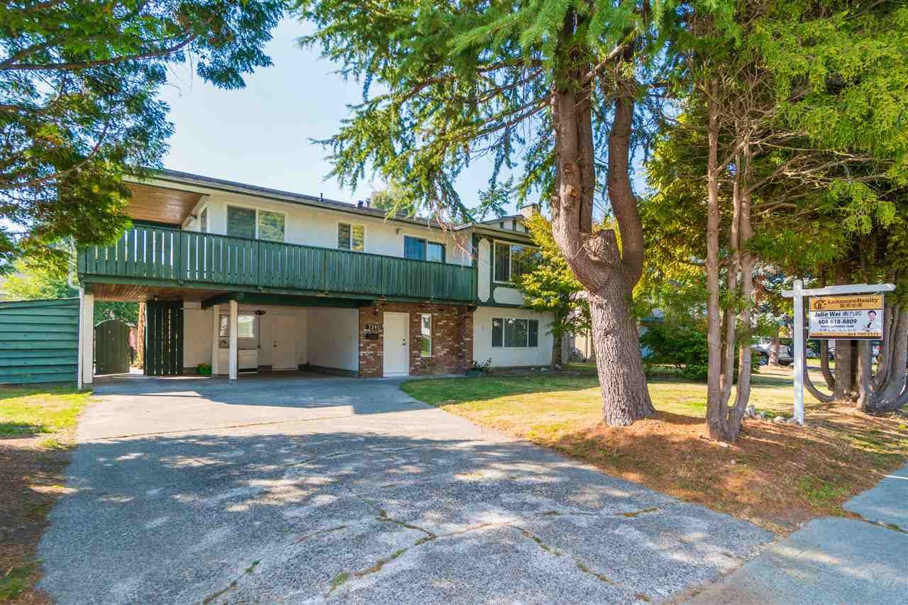 Main Photo: 7240 WINCHELSEA Crescent in Richmond: Quilchena RI House for sale : MLS®# R2421718