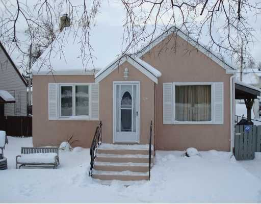 Main Photo: 66 ARMSTRONG Avenue in WINNIPEG: West Kildonan / Garden City Residential for sale (North West Winnipeg)  : MLS®# 2901555