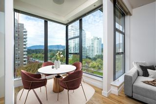 """Photo 3: 705 1723 ALBERNI Street in Vancouver: West End VW Condo for sale in """"THE PARK"""" (Vancouver West)  : MLS®# R2622898"""
