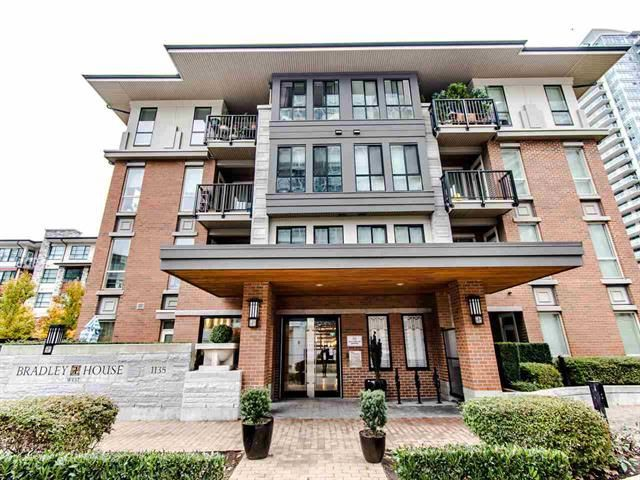 Main Photo: 104-1135 Windsor Mews in Coquitlam: New Horizons Condo for sale : MLS®# R2418394