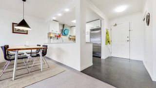 """Photo 5: 408 2288 W 12TH Avenue in Vancouver: Kitsilano Condo for sale in """"CONNAUGHT POINT"""" (Vancouver West)  : MLS®# R2594302"""