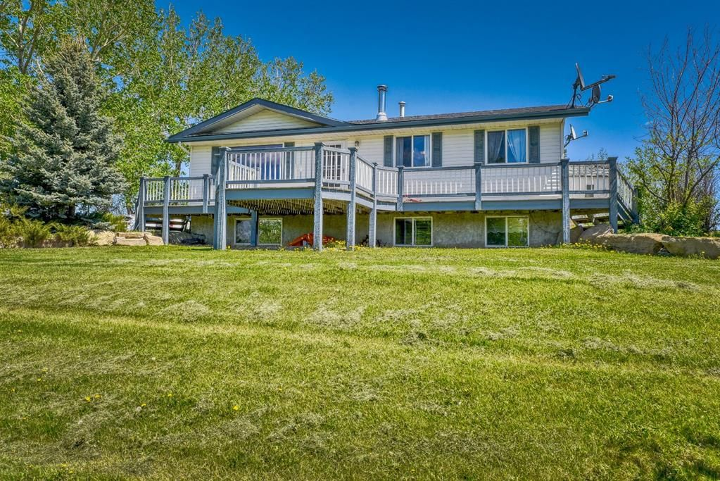 Main Photo: 3454 Twp Rd 290 A Township: Rural Mountain View County Detached for sale : MLS®# A1113773