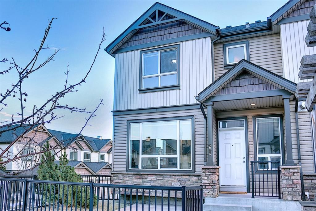 Main Photo: 234 KINCORA Lane NW in Calgary: Kincora Row/Townhouse for sale : MLS®# A1063115