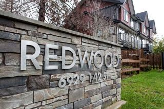 "Photo 3: 1 6929 142 Street in Surrey: East Newton Townhouse for sale in ""REDWOOD"" : MLS®# R2139266"