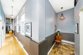 """Photo 3: 301 549 COLUMBIA Street in New Westminster: Downtown NW Condo for sale in """"C2C Lofts"""" : MLS®# R2590758"""