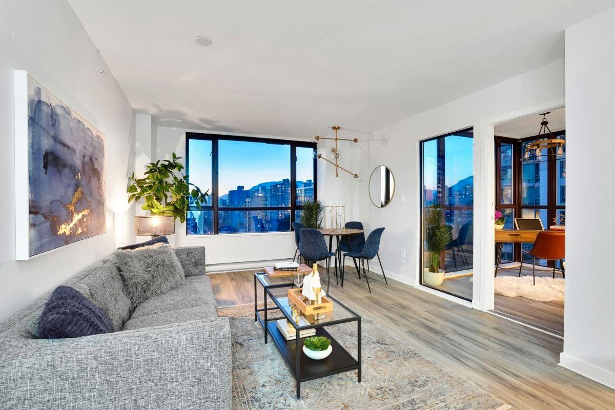 """Main Photo: 1406 1003 PACIFIC Street in Vancouver: West End VW Condo for sale in """"SEASTAR"""" (Vancouver West)  : MLS®# R2601832"""