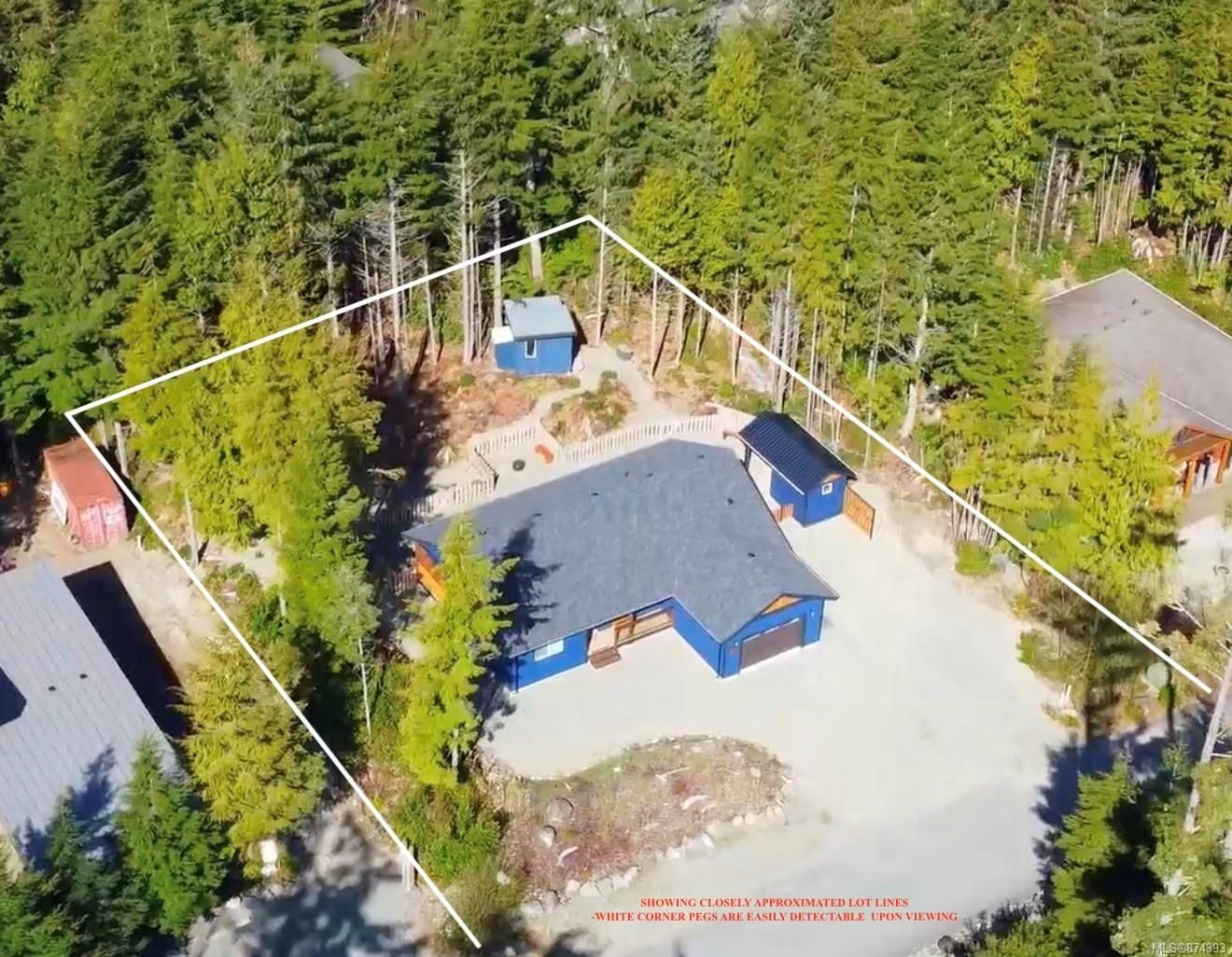 Main Photo: 868 Elina Rd in : PA Ucluelet House for sale (Port Alberni)  : MLS®# 874393