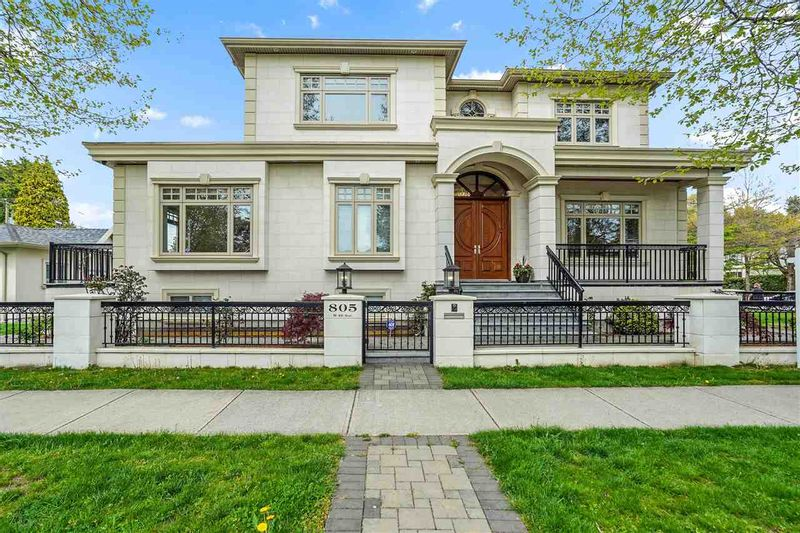 FEATURED LISTING: 805 46TH Avenue West Vancouver