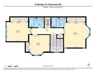 "Photo 20: 16 22888 WINDSOR Court in Richmond: Hamilton RI Townhouse for sale in ""WINDSOR GARDENS"" : MLS®# R2624182"