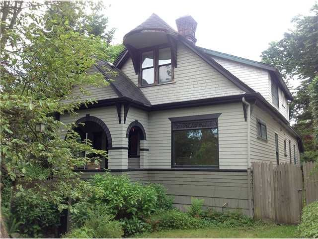 Main Photo: 112 GRANVILLE ST in New Westminster: Queens Park House/Single Family for sale : MLS®# V983422