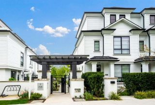 Main Photo: 4 218 W 62ND Avenue in Vancouver: Marpole Townhouse for sale (Vancouver West)  : MLS®# R2606412