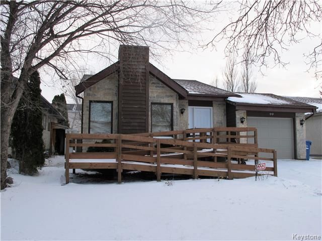 Main Photo:  in Winnipeg: Harbour View South Residential for sale (3J)  : MLS®# 1730616