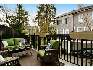 """Photo 8: 59 15075 60 Avenue in Surrey: Sullivan Station Townhouse for sale in """"Natures Walk"""" : MLS®# F1435110"""