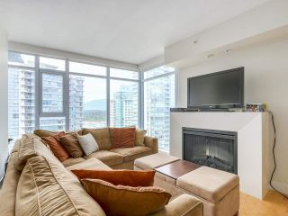 """Photo 5: 2301 1205 W HASTINGS Street in Vancouver: Coal Harbour Condo for sale in """"CIELO"""" (Vancouver West)  : MLS®# R2191331"""