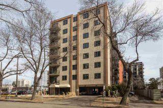Photo 1: 502 10015 119 Street in Edmonton: Zone 12 Condo for sale : MLS®# E4236624
