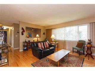 Photo 2: 4377 Columbia Dr in VICTORIA: SE Gordon Head House for sale (Saanich East)  : MLS®# 659753