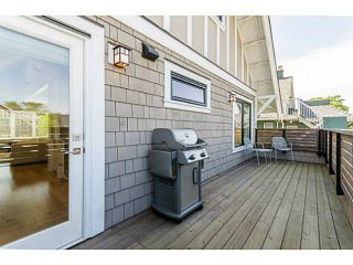 Photo 8: 339 W 15TH AV in Vancouver: Mount Pleasant VW Townhouse for sale (Vancouver West)  : MLS®# V1122110