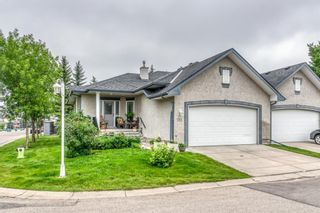Photo 1: 252 Simcoe Place SW in Calgary: Signal Hill Semi Detached for sale : MLS®# A1131630