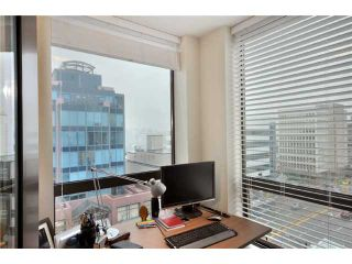 """Photo 8: 809 1068 W BROADWAY in Vancouver: Fairview VW Condo for sale in """"THE ZONE"""" (Vancouver West)  : MLS®# V865216"""