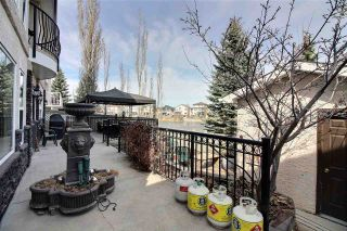 Photo 41: 7528 161A Avenue NW in Edmonton: Zone 28 House for sale : MLS®# E4238024