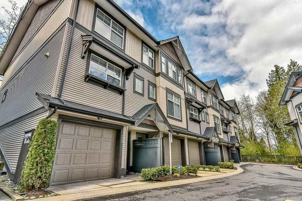 """Main Photo: 34 6123 138 Street in Surrey: Sullivan Station Townhouse for sale in """"Panorama Woods"""" : MLS®# R2157009"""