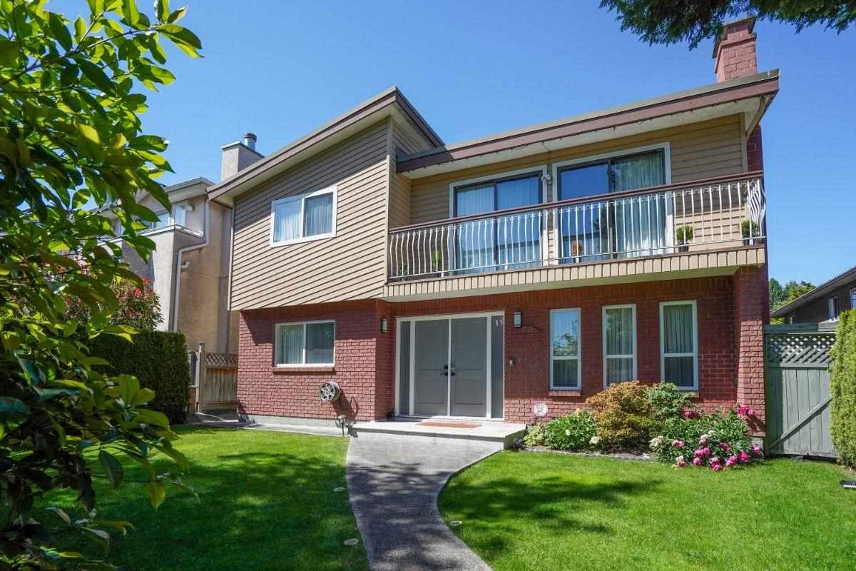Main Photo: 759 W 63RD Avenue in Vancouver: Marpole House for sale (Vancouver West)  : MLS®# R2588430