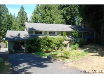 Main Photo: 1060 Llanfair Cres in BRENTWOOD BAY: CS Brentwood Bay House for sale (Central Saanich)  : MLS®# 551642