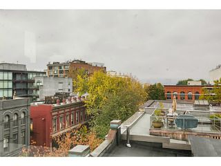 Photo 15: 401 1 E CORDOVA Street in Vancouver: Downtown VE Condo for sale (Vancouver East)  : MLS®# V1090568