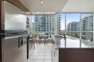 """Photo 7: 502 138 E ESPLANADE in North Vancouver: Lower Lonsdale Condo for sale in """"Premier at the Pier"""" : MLS®# R2108976"""