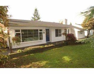 "Photo 1: 1355 TATLOW AV in North Vancouver: Norgate House for sale in ""NORGATE"" : MLS®# V561793"