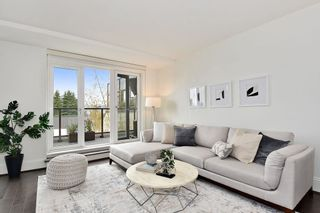 "Photo 2: 302 2035 W 4TH Avenue in Vancouver: Kitsilano Condo for sale in ""The Vermeer"" (Vancouver West)  : MLS®# R2385930"
