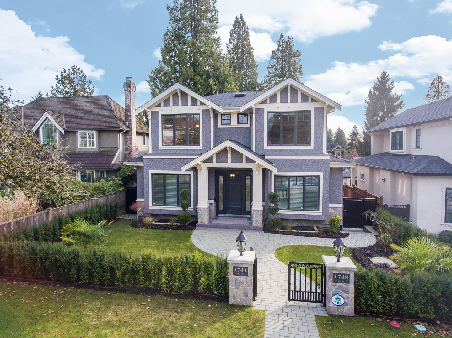 Main Photo: 1744 WEST 61ST AVE in VANCOUVER: South Granville House for sale (Vancouver West)  : MLS®# R2546980