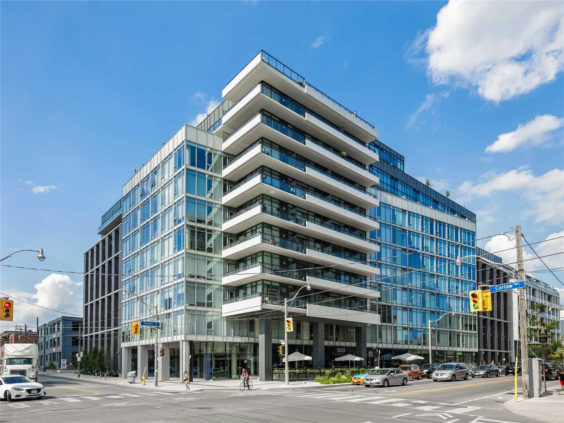 Photo 2: Photos: 910 1190 E Dundas Street in Toronto: South Riverdale Condo for sale (Toronto E01)  : MLS®# E4496416