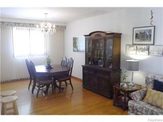 Photo 4: 14 Macalester Bay in Winnipeg: Fort Richmond Residential for sale (1K)  : MLS®# 1625516