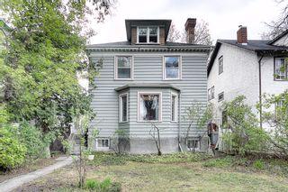 Photo 1: 874 Grosvenor Avenue in Winnipeg: Crescentwood Single Family Detached for sale (1B)  : MLS®# 1813359