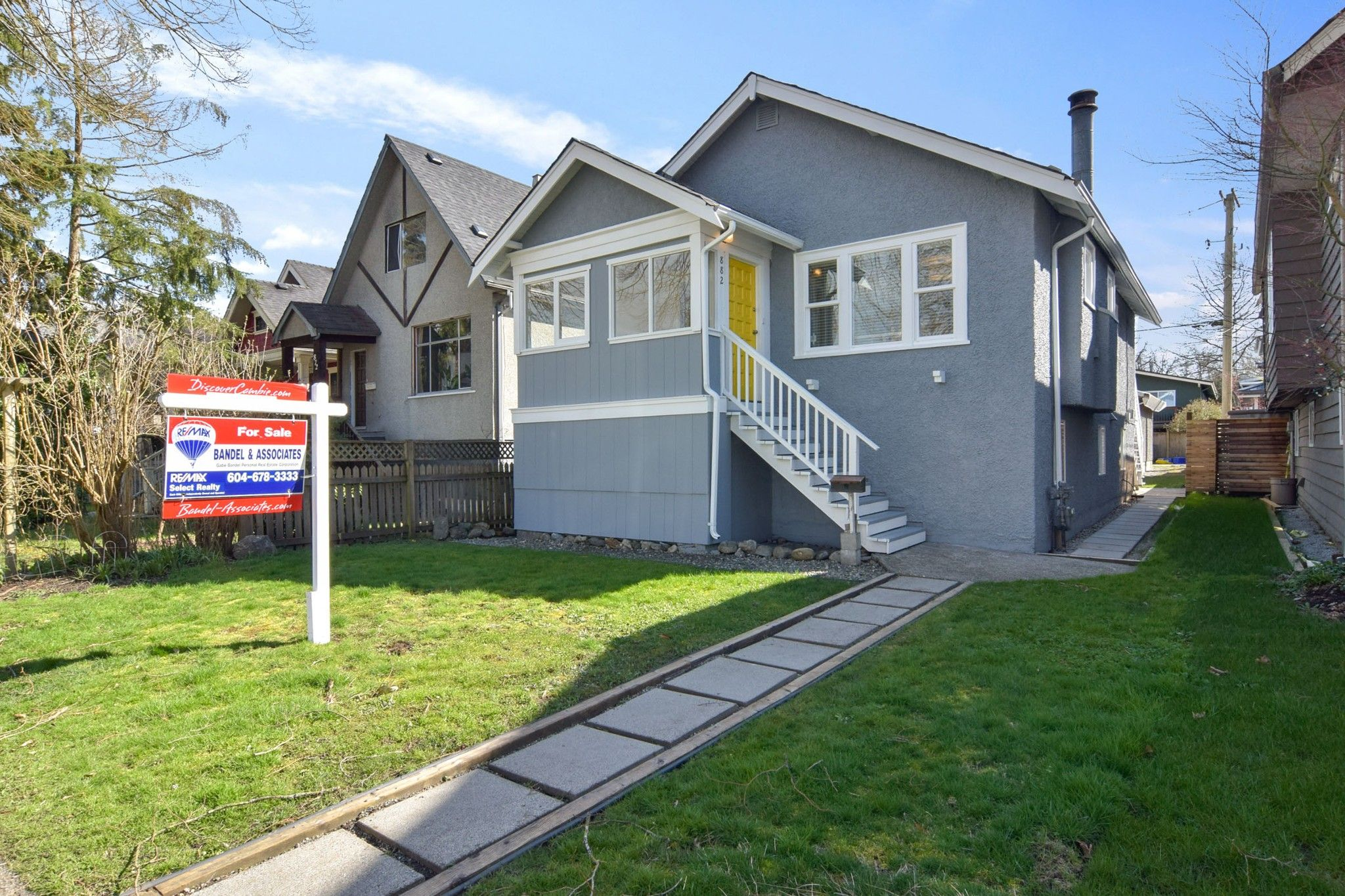 "Main Photo: 882 W 18TH Avenue in Vancouver: Cambie House for sale in ""DOUGLAS PARK"" (Vancouver West)  : MLS®# R2558939"
