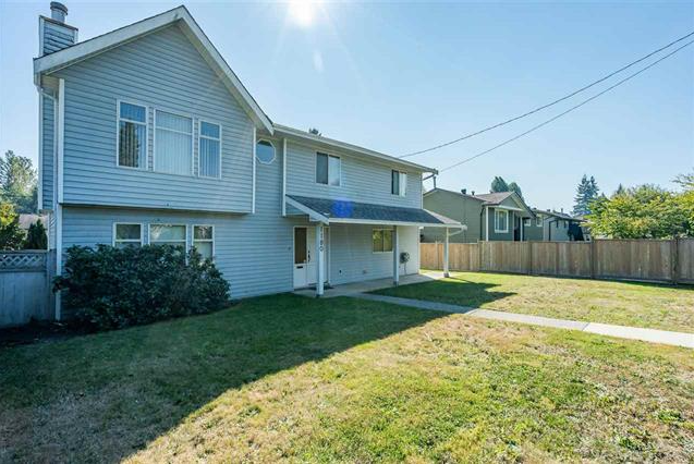 Main Photo: 1180 COMO LAKE Avenue in Coquitlam: Central Coquitlam House for sale : MLS®# R2496833
