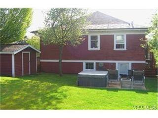 Photo 2:  in VICTORIA: Vi Mayfair House for sale (Victoria)  : MLS®# 467337