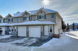 Photo 1: 54 230 EDWARDS Drive SW in Edmonton: Zone 53 Townhouse for sale : MLS®# E4228909