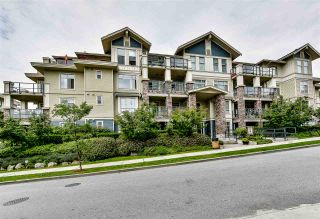 "Photo 1: 404 290 FRANCIS Way in New Westminster: Fraserview NW Condo for sale in ""THE GROVE"" : MLS®# R2075772"