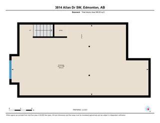 Photo 50: 3814 Allan Drive in Edmonton: Zone 56 Attached Home for sale : MLS®# E4255416