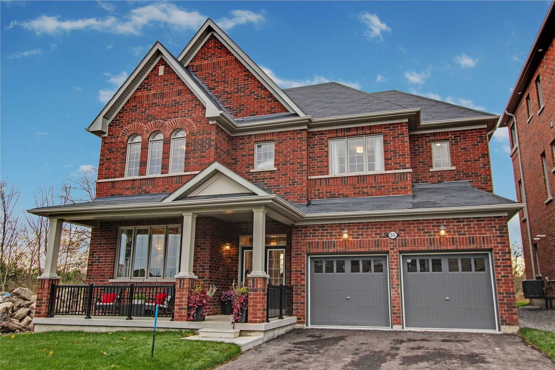 Main Photo: 55 Terry Crescent in Clarington: Bowmanville House (2 1/2 Storey) for sale : MLS®# E4660867