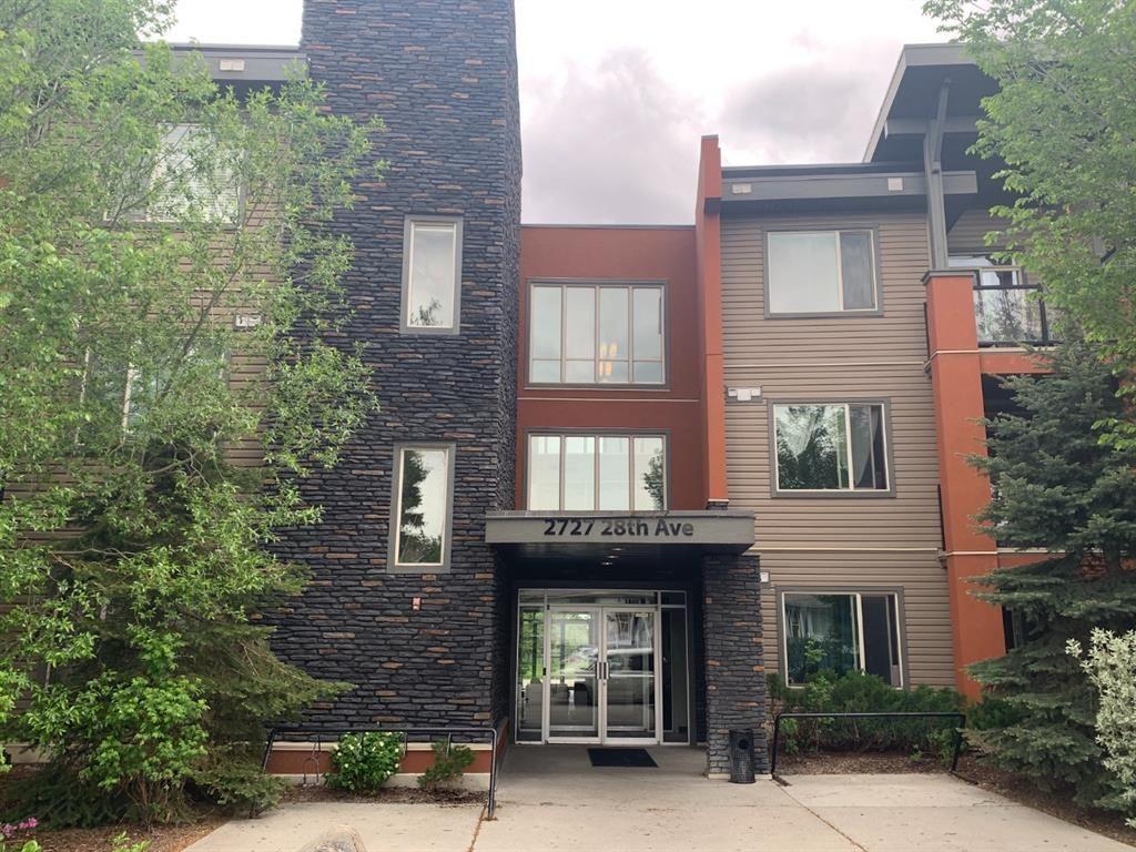 Main Photo: 219 2727 28 Avenue SE in Calgary: Dover Apartment for sale : MLS®# A1116933