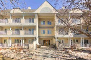 Photo 1: 108 11650 79 Avenue NW in Edmonton: Zone 15 Condo for sale : MLS®# E4241800