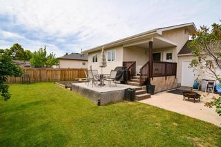 Photo 33: 199 Leahcrest Crescent in Winnipeg: Maples Residential for sale (4H)  : MLS®# 202114158